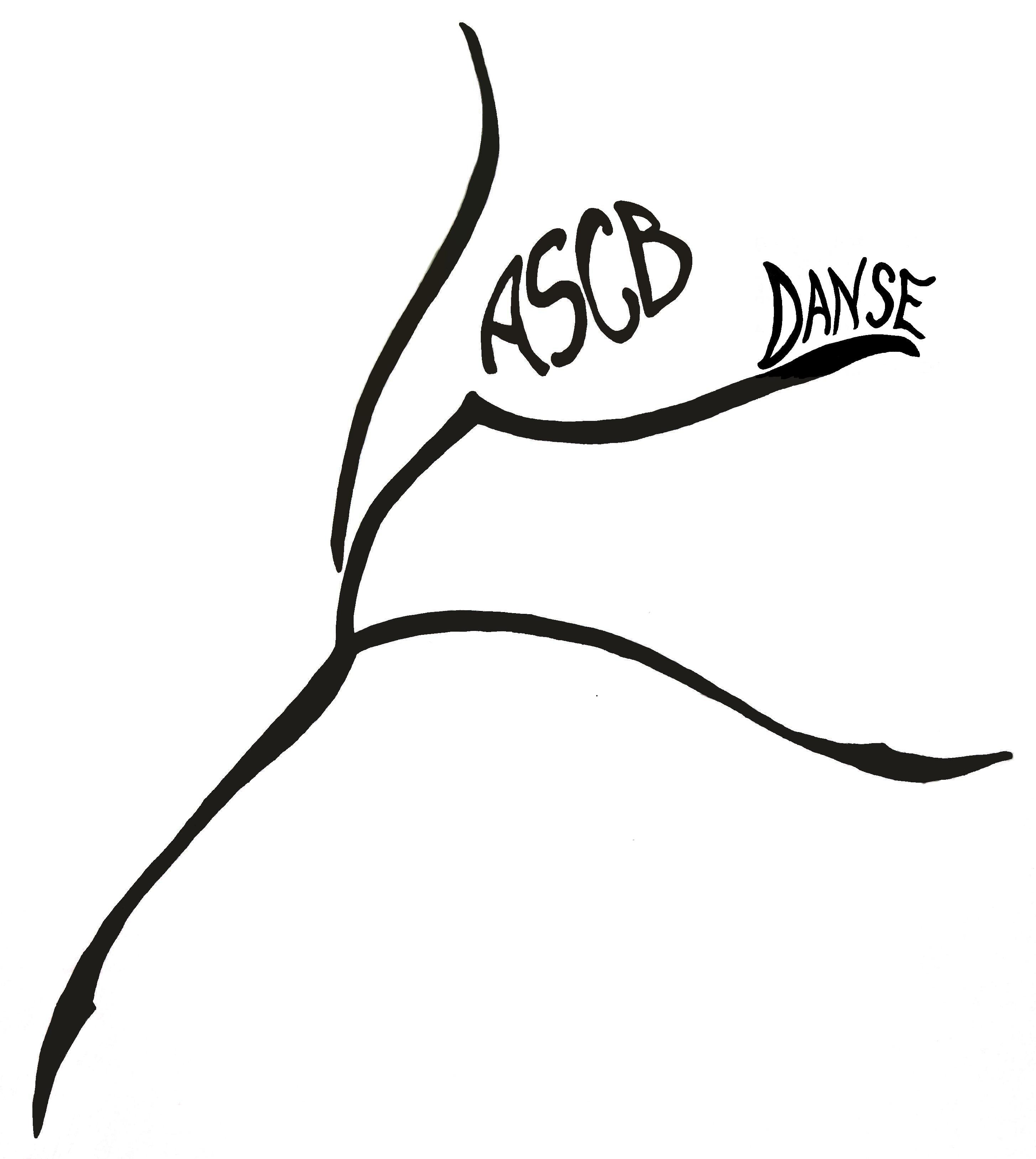 Logo stylis-e ASCB Danse